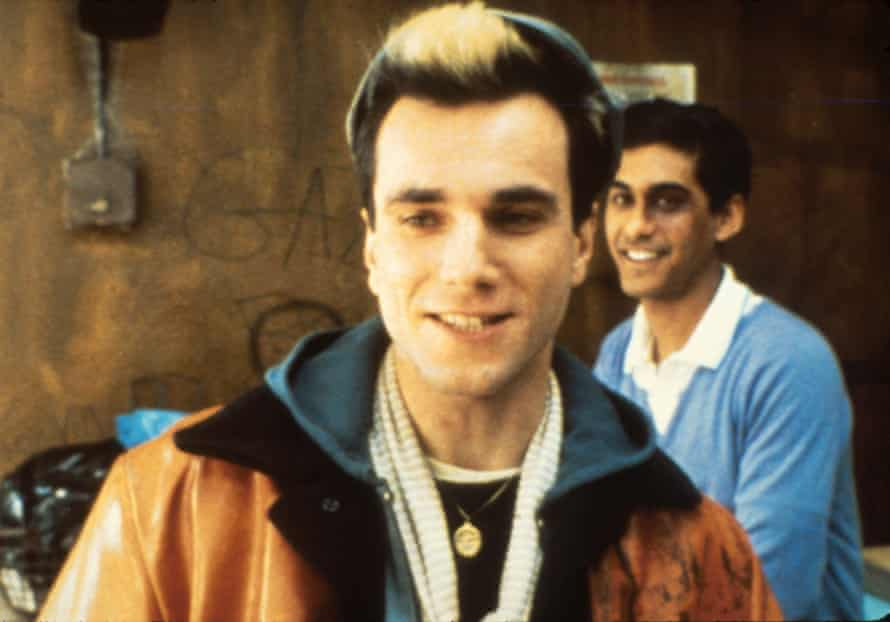Day-Lewis in My Beautiful Laundrette 1985