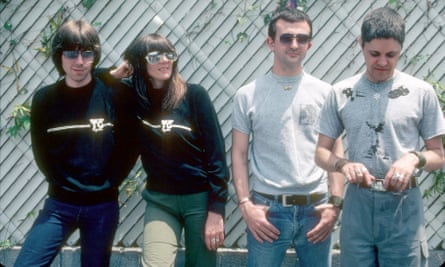 Throbbing Gristle in the 1970s