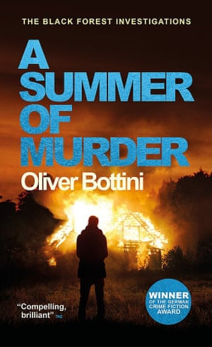 A Summer of Murder by Oliver Bottini