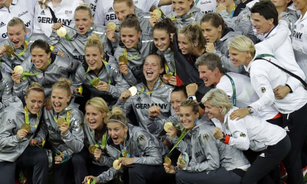 Germany beat Sweden in Olympic final to win their first women's football gold