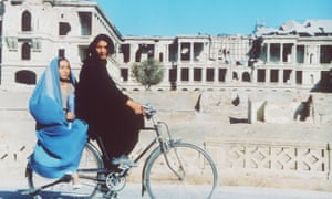 A still from At Five in the Afternoon, a film set in post-Taliban Afghanistan, directed by Iranian Samira Makhmalbaf.