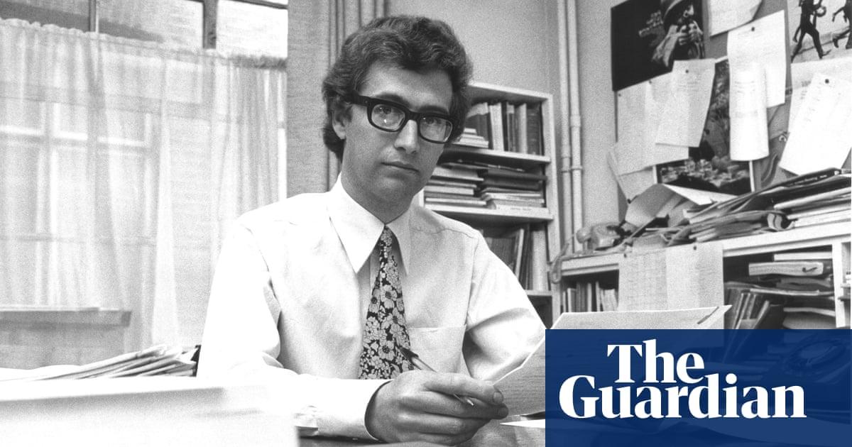 Paul Barker obituary