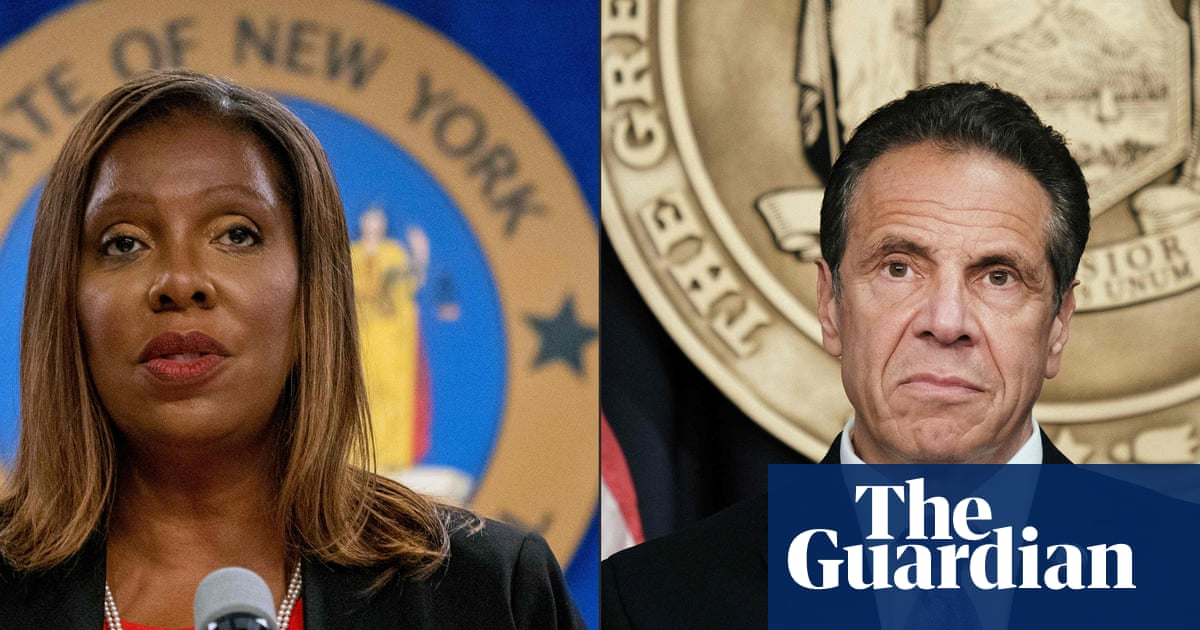 Cuomo denies sexual harassment claims in New York attorney general report – video