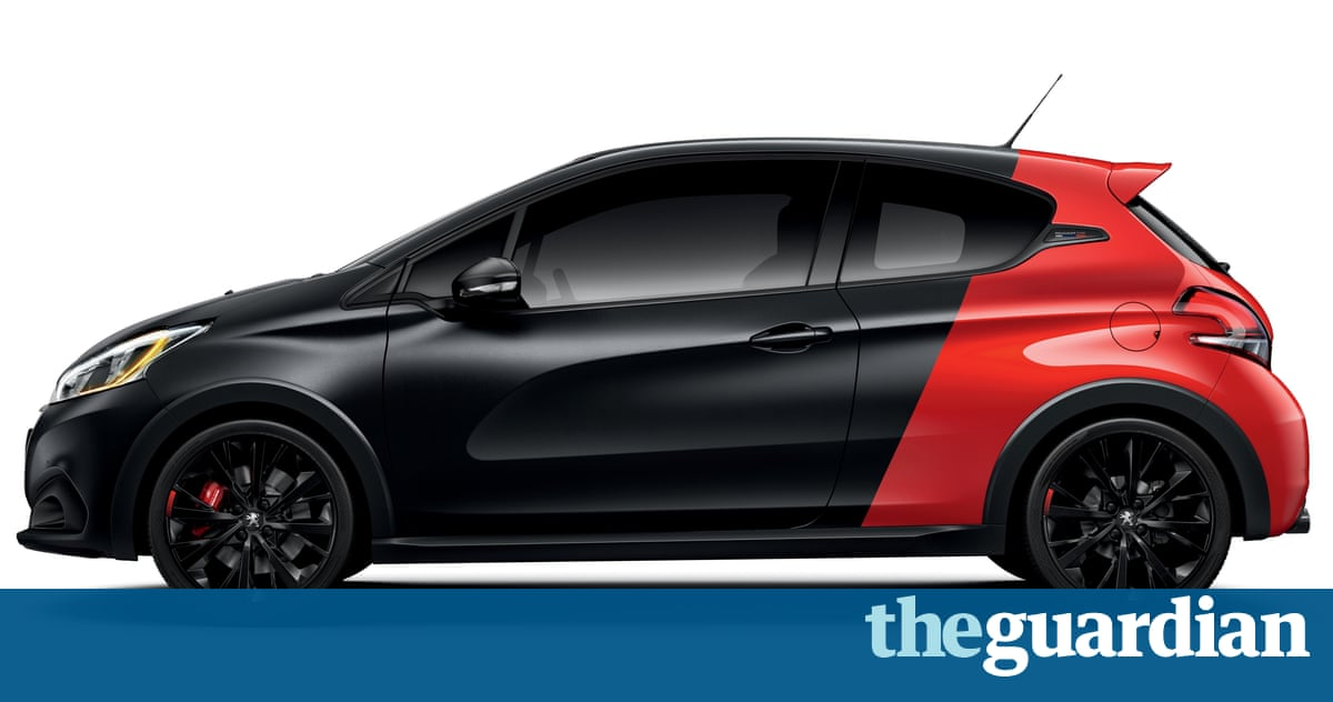 peugeot 208 gti car review it s gunning for the boy racer market technology the guardian. Black Bedroom Furniture Sets. Home Design Ideas