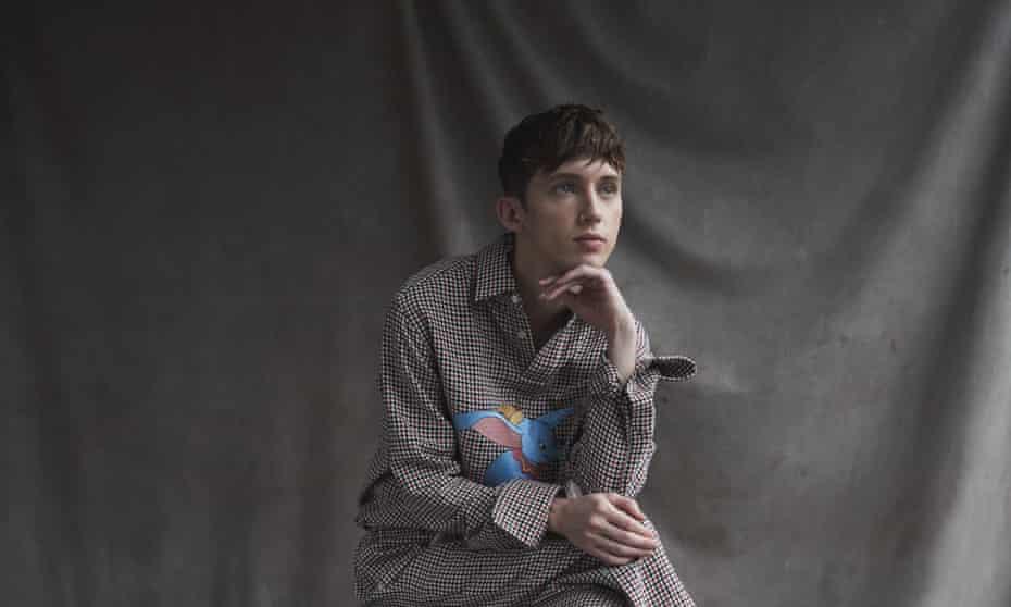 Singer Troye Sivan