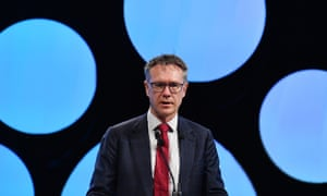 Guy Debelle, deputy governor of the Reserve Bank,