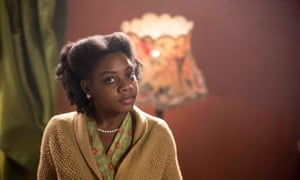 Eunice, played by Danielle Vitalis, in the first instalment of Soon Gone: A Windrush Chronicle.