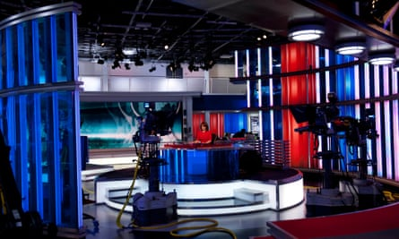 Sky News is to share its studio space with Sky Sports.