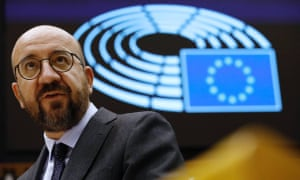 Charles Michel said the chief negotiator, Michel Barnier, was keeping EU states informed of progress in preparation for a deal being struck.