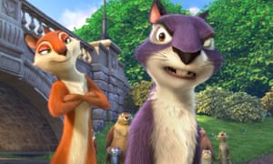 Park life … The Nut Job 2: Nutty By Nature.