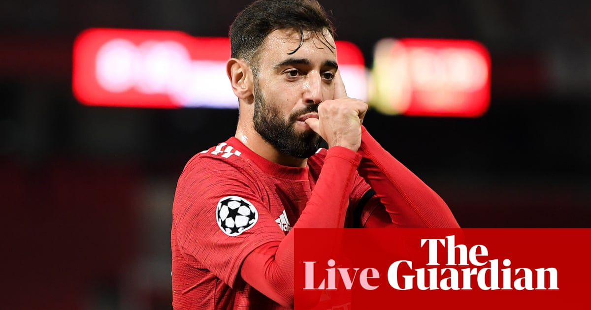 Manchester United v Istanbul Basaksehir: Champions League – live! - the guardian