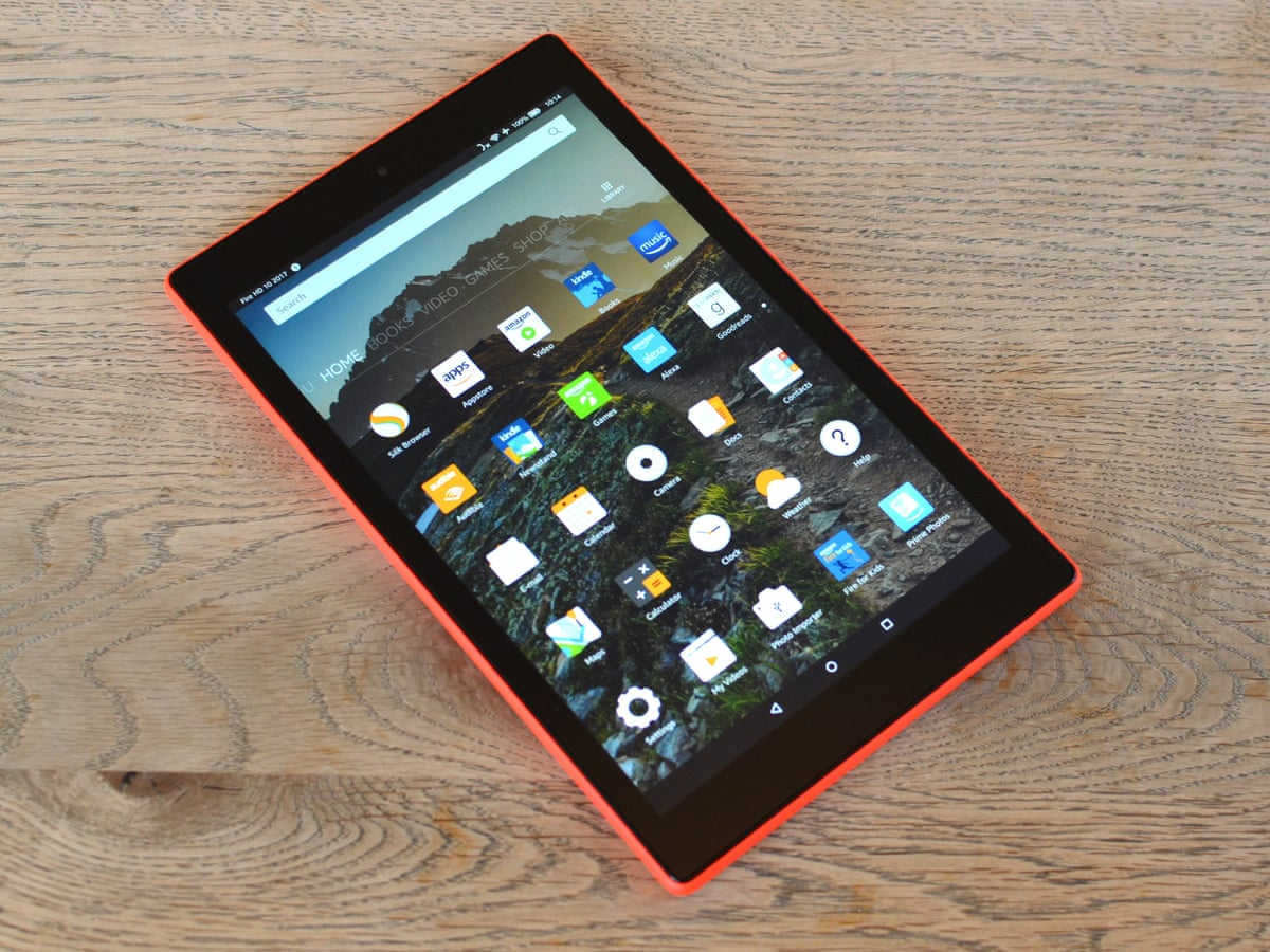 Amazon Fire Hd 10 Review Affordable Tablet That S Great For Netflix Addicts Amazon The Guardian