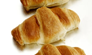 Tesco is replacing the traditional crescent shape croissant with a straight version