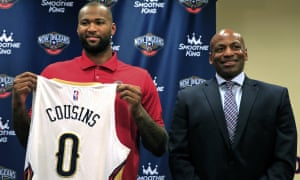 sports shoes 9fc7b eb68c NBA trade deadline: the winners (Pelicans) and losers (Kings ...