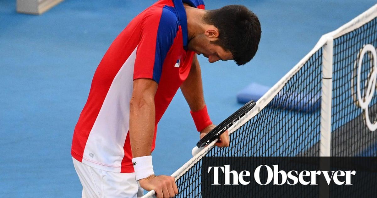 Pablo Carreño Busta sends Novak Djokovic home from Tokyo without a medal