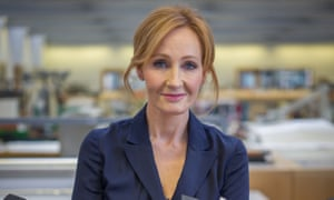 Sales of JK Rowling's Harry Potter series rose 5% in the first half of Bloomsbury's reporting year.