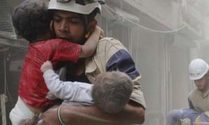 'Unflinching': Matt Heineman's City of Ghosts, 'a love letter to citizen journalism in Syria'