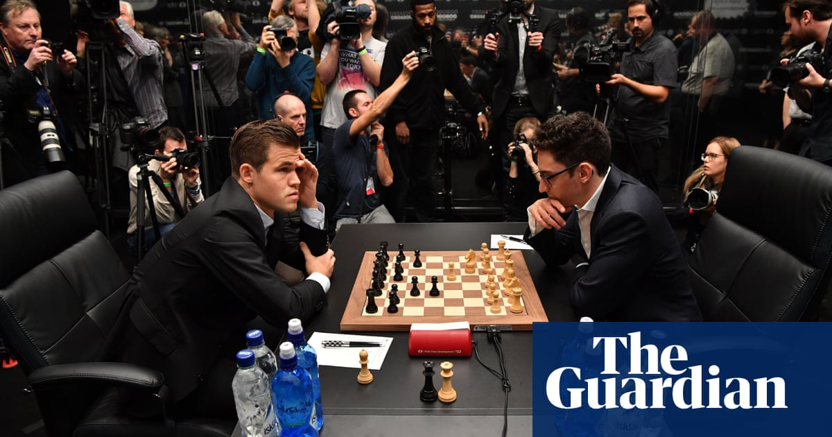 Chess: Carlsen extends record unbeaten streak before key game with Caruana