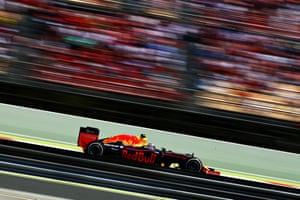 Verstappen wins.