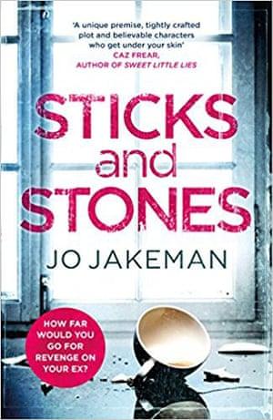 Jo Jakeman's Sticks and Stones