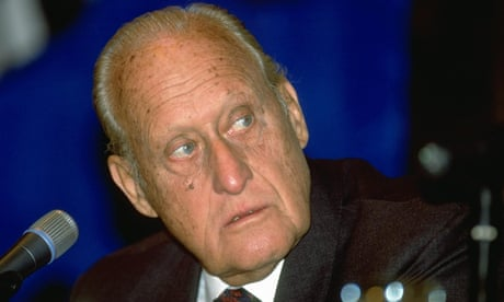 Joao Havelange President Of Fifa From S Aged