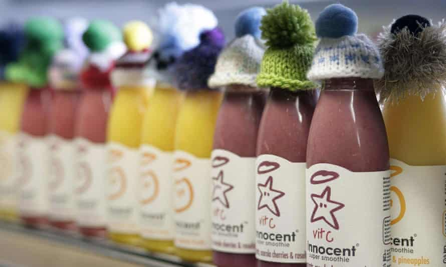 Innocent's lively Twitter feed has helped to develop its brand.