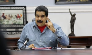 President Nicolás Maduro asked women not to blow-dry their hair, to save electricity.