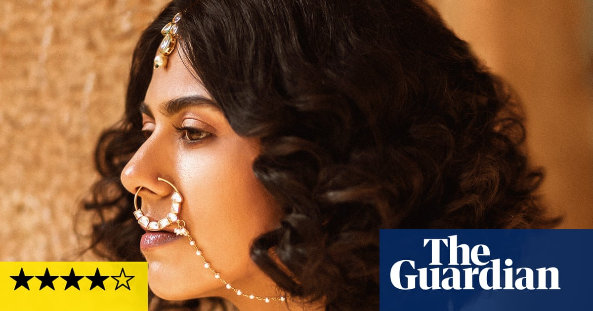 Arushi Jain: Under the Lilac Sky review