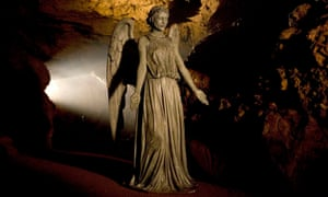 Weeping Angel,  a Doctor Who villain in the guise of a statue