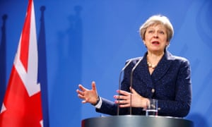 Theresa May is due to address world leaders at a conference in Munich on Saturday.