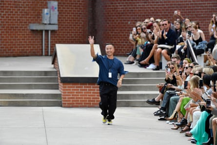 Phillip Lim at his Ready to Wear Spring/Summer 2020 fashion show