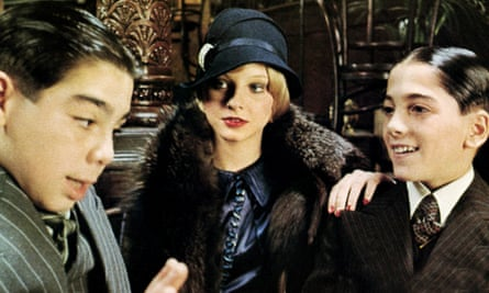 John Cassisi, Jodie Foster and Scott Baio in Bugsy Malone