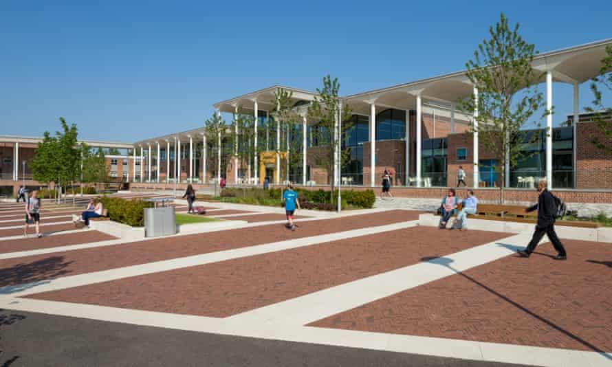NTU's award-winning Pavilion development.