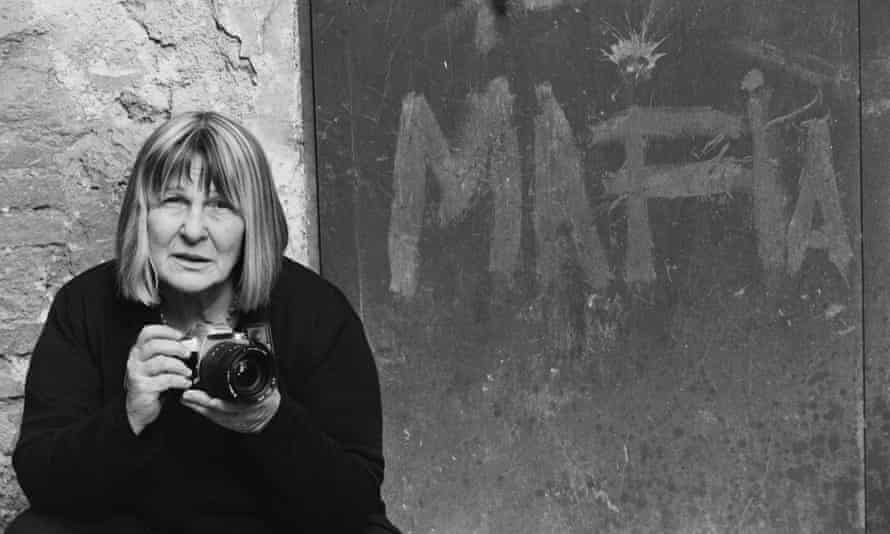'With this camera in my hand, I can take on the world' … Letizia Battaglia