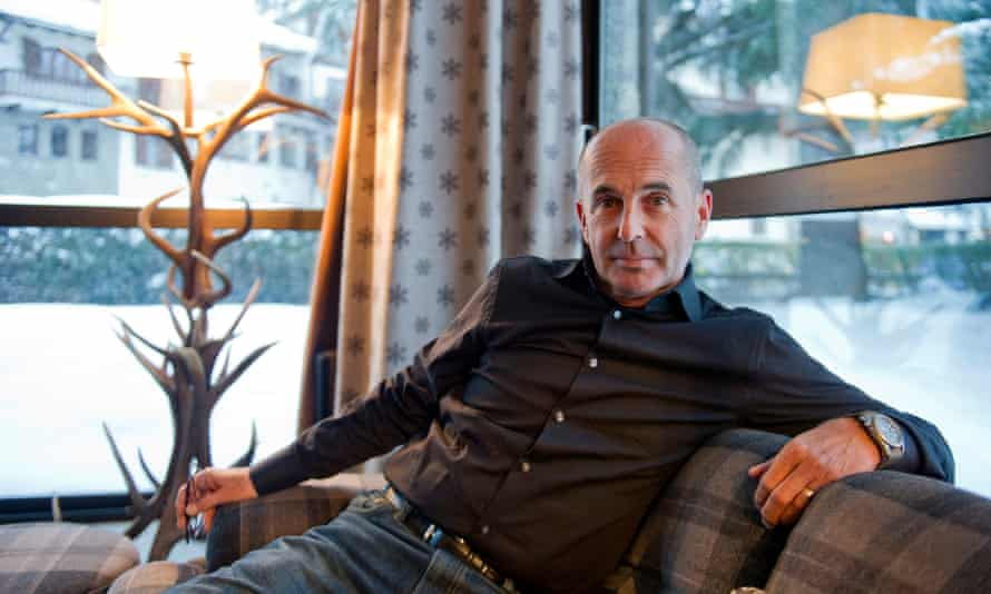 Don Winslow on the NYPD … 'Is there systemic corruption? No question.'