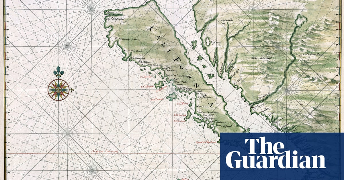The lie of the land: when map makers get it wrong – in ... Map Get on