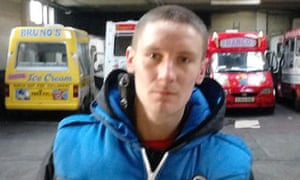 Jordan Begley, who died in July 2013 after being Tasered by police in Manchester.