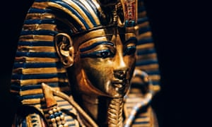 Animals, statues and gold: A coffinette which held Tutankhamun's liver after he was mummified will be part of the exhibition on show in London.