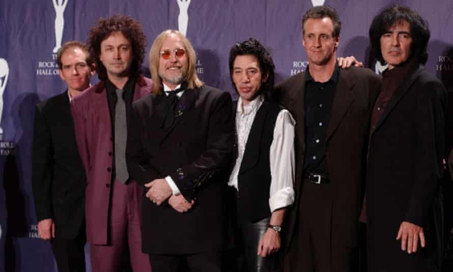 Tom Petty and the Heartbreakers in 2002.