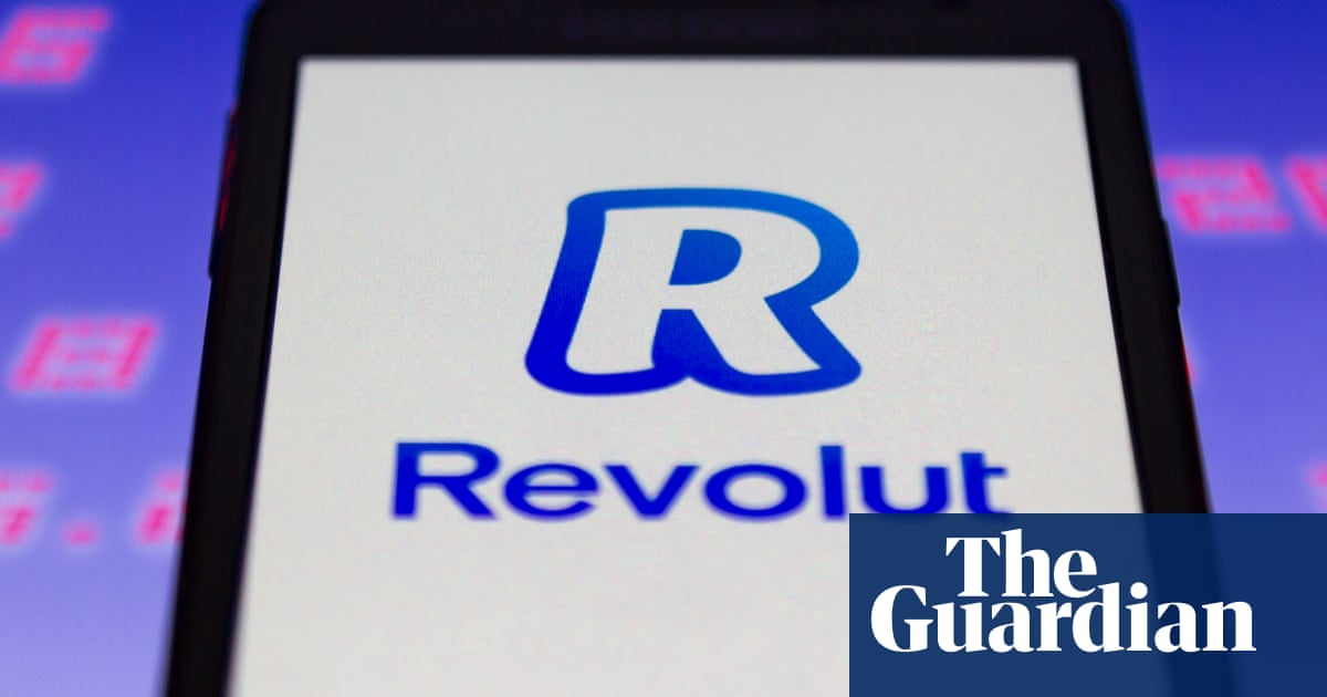 Revolut becomes UK's biggest fintech firm with £24bn valuation