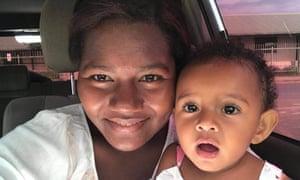Kate Yang and Liberty Abofetileh on Manus Island