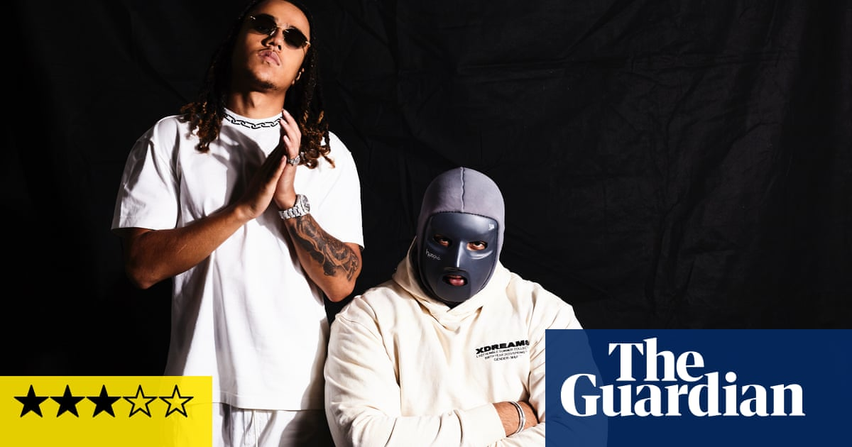 M Huncho and Nafe Smallz: DNA review – dextrous chemistry deflated by familiar lyrical concerns