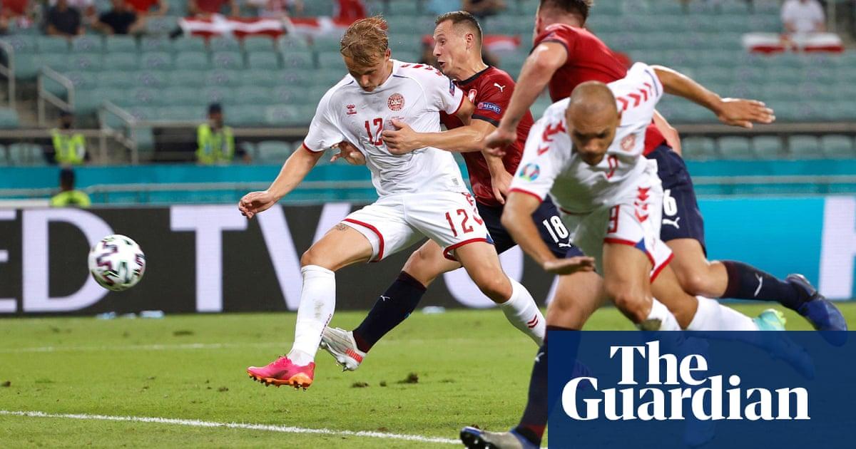 England v Denmark Euro 2020 semi-final: Danish team scouting report | Marcus Christenson