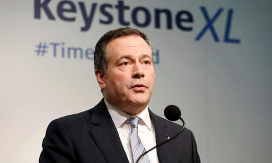 Alberta premier Jason Kenney: 'The Biden administration refuses to give this country sufficient respect to hear us out on this pipeline.'