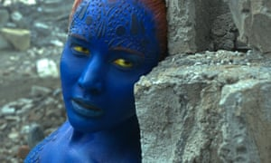 Jennifer Lawrence in Fox's X-Men: Apocalypse, a franchise that now becomes part of the Disney stable.