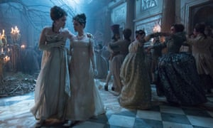 Jonathan Strange and Mr Norrell stars Alice Englert as Lady Pole and Charlotte Riley as Arabella.