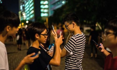 fd092aaa52c90 How Pokémon Go takes us back to the real world | Games | The Guardian