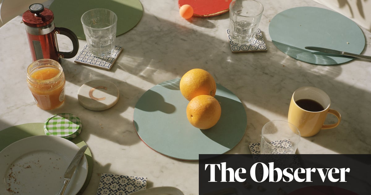 The big picture: Niall McDiarmid's world on a plate