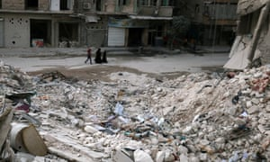 'Only Turkey can intervene on the ground in Aleppo.'