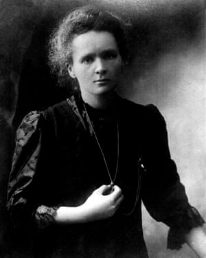 Marie Curie was voted the woman who has made the most significant impact on world history.